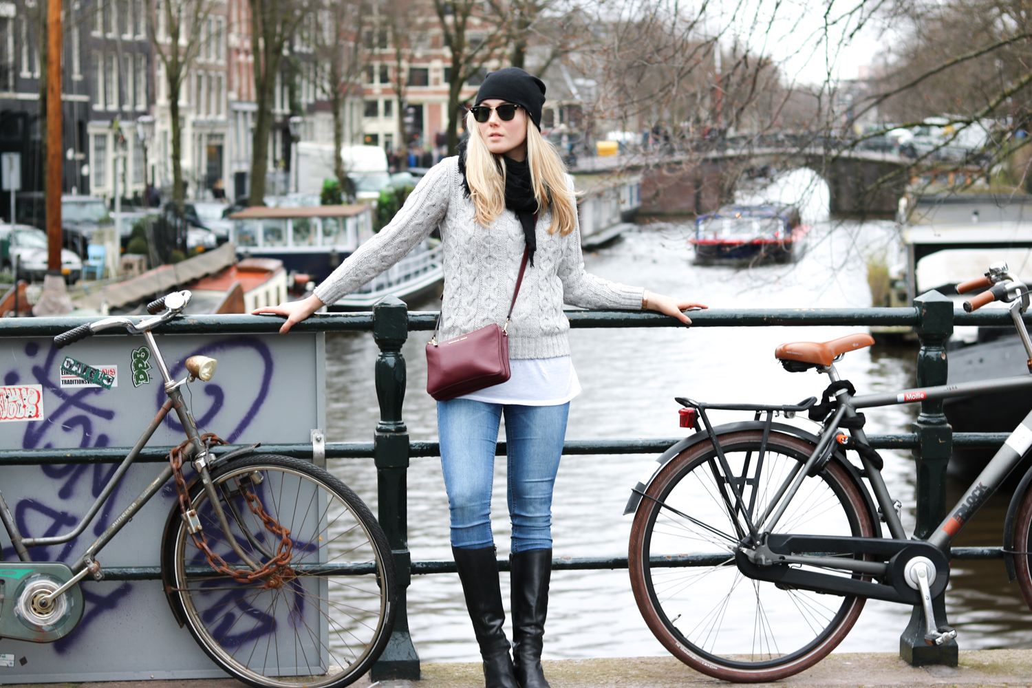 Bits and Bobs by Eva, Blog, Austrian Blog, Österreichische Blog, lovedailydose, your daily treat, fashion, beauty, food, interior, fitness, new, bitsandbobsbyeva.com, travel, winter, März, Amsterdam, Travel Diary, Outfit, City Outfit, Amsterdam Outfit, Netherlands