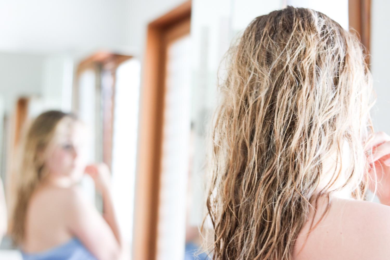 Lange blonde haare blog