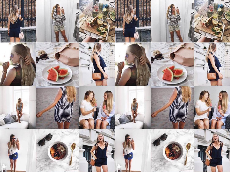 Wie bearbeite ich meine Fotos auf Instagram?