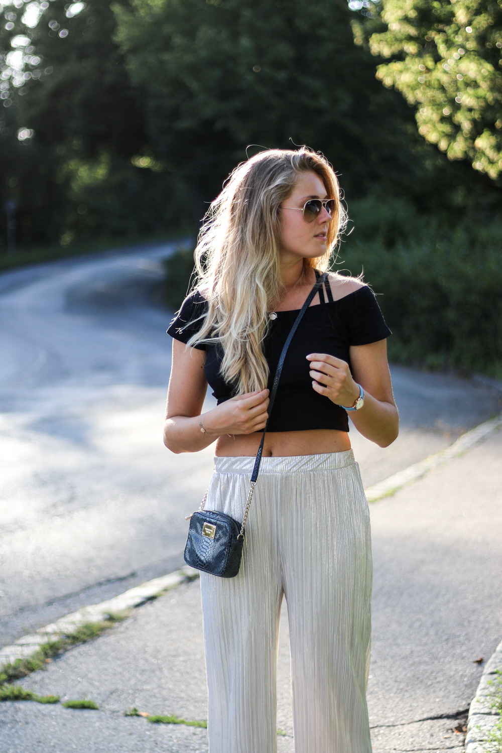 Outfit Culotte Pepita auf Bits and Bobs by Eva