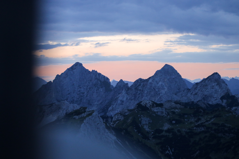 Rise and Shine: Sonnenaufgang Aggenstein Tirol