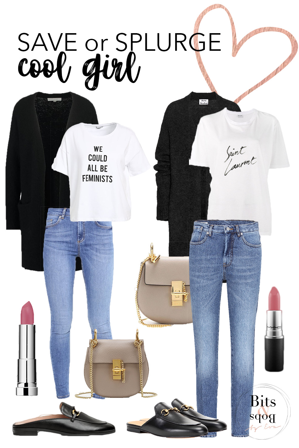 Save OR Splurge: Cool Girl auf Bits and Bobs by Eva
