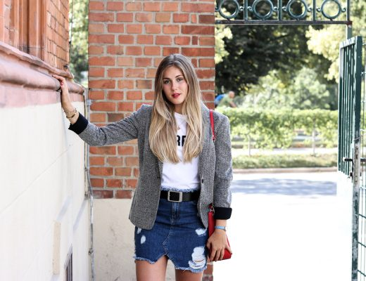 BLOG YOUR STYLE: Day to Night Look auf Bits and Bobs by Eva