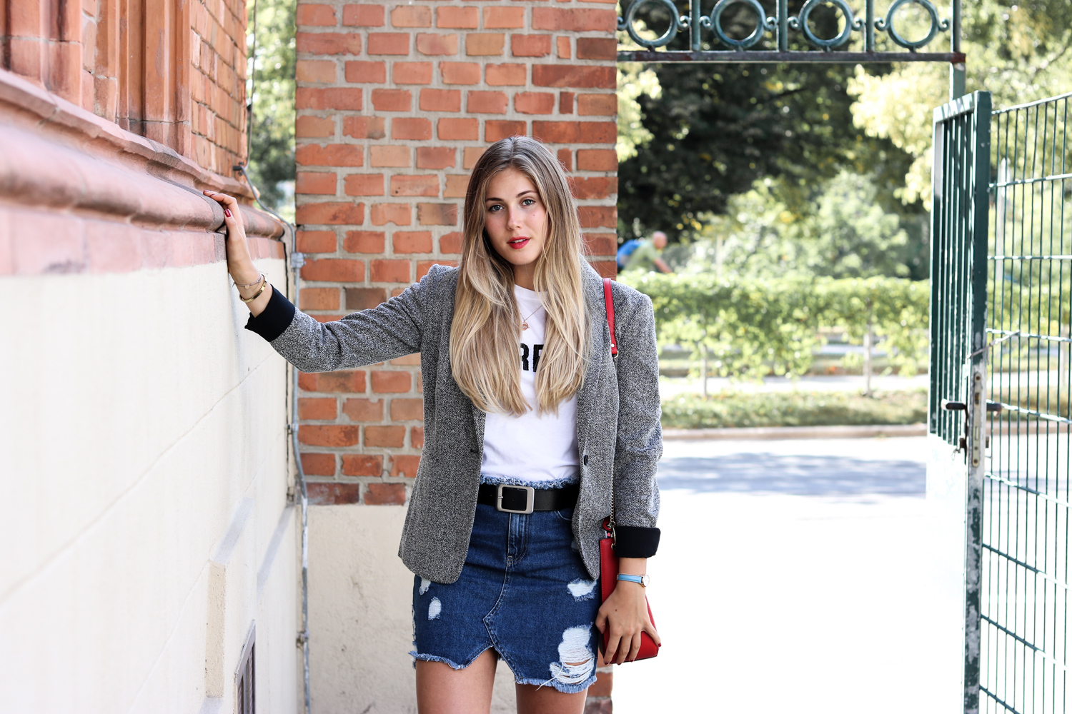 BLOG YOUR STYLE: Day to Night Look