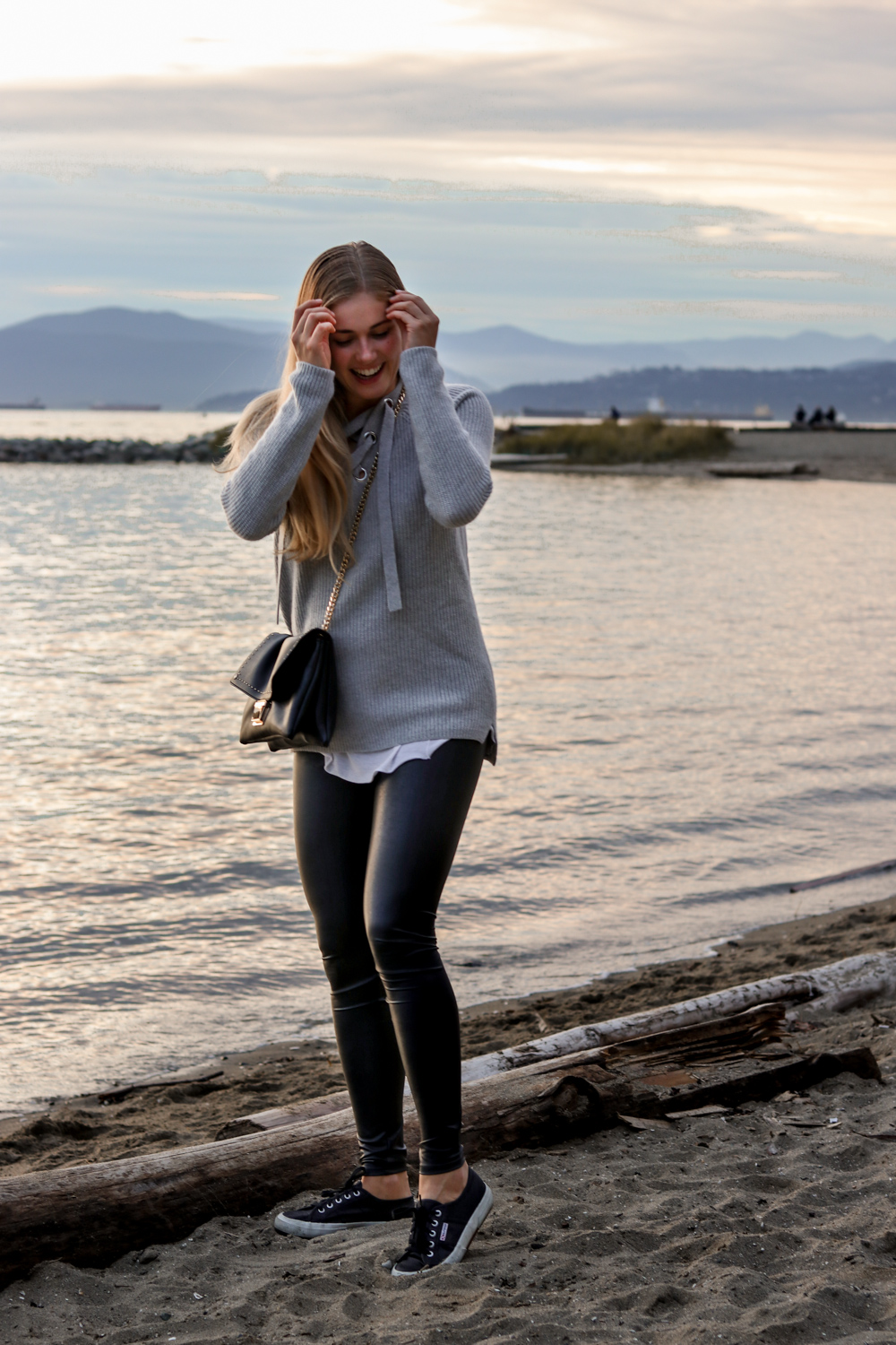 Fashion Outfit English Bay Vancouver auf Bits and Bobs by Eva