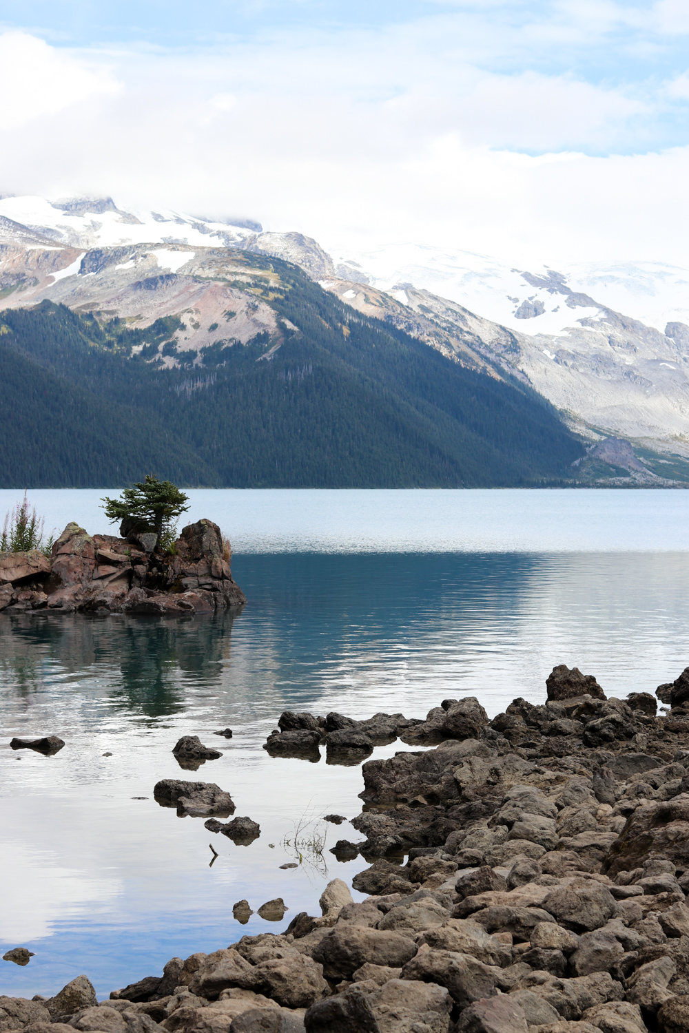 Garibaldi lake, Vancouver auf Bits and Bobs by Eva
