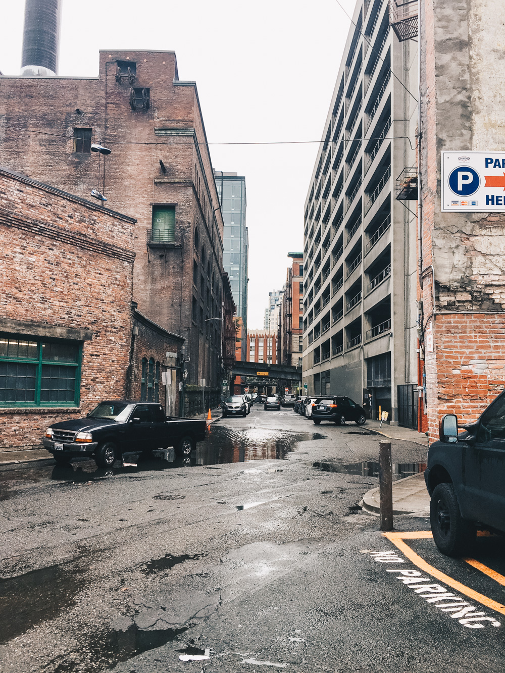 Travel: Seattle erste Eindrücke auf Bits and Bobs by Eva