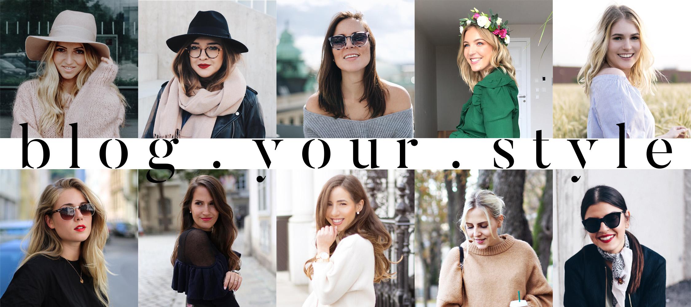 Blog your Style Collage, blogyourstyle, anzeigebild, anzeige
