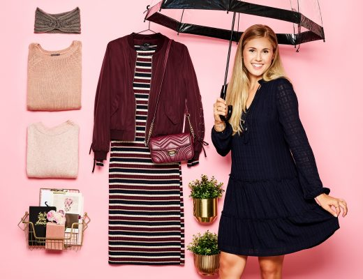 Dress Up Dress Down Challenge mit C&A auf Bits and Bobs by Eva