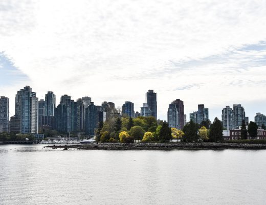 Travel Diary: Postcard from Vancouver auf Bits and Bobs by Eva