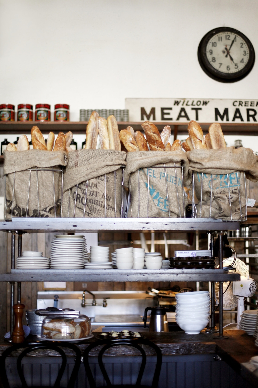Seattle Food Guide und Oddfellows Cafe Bar auf Bits and Bobs by Eva
