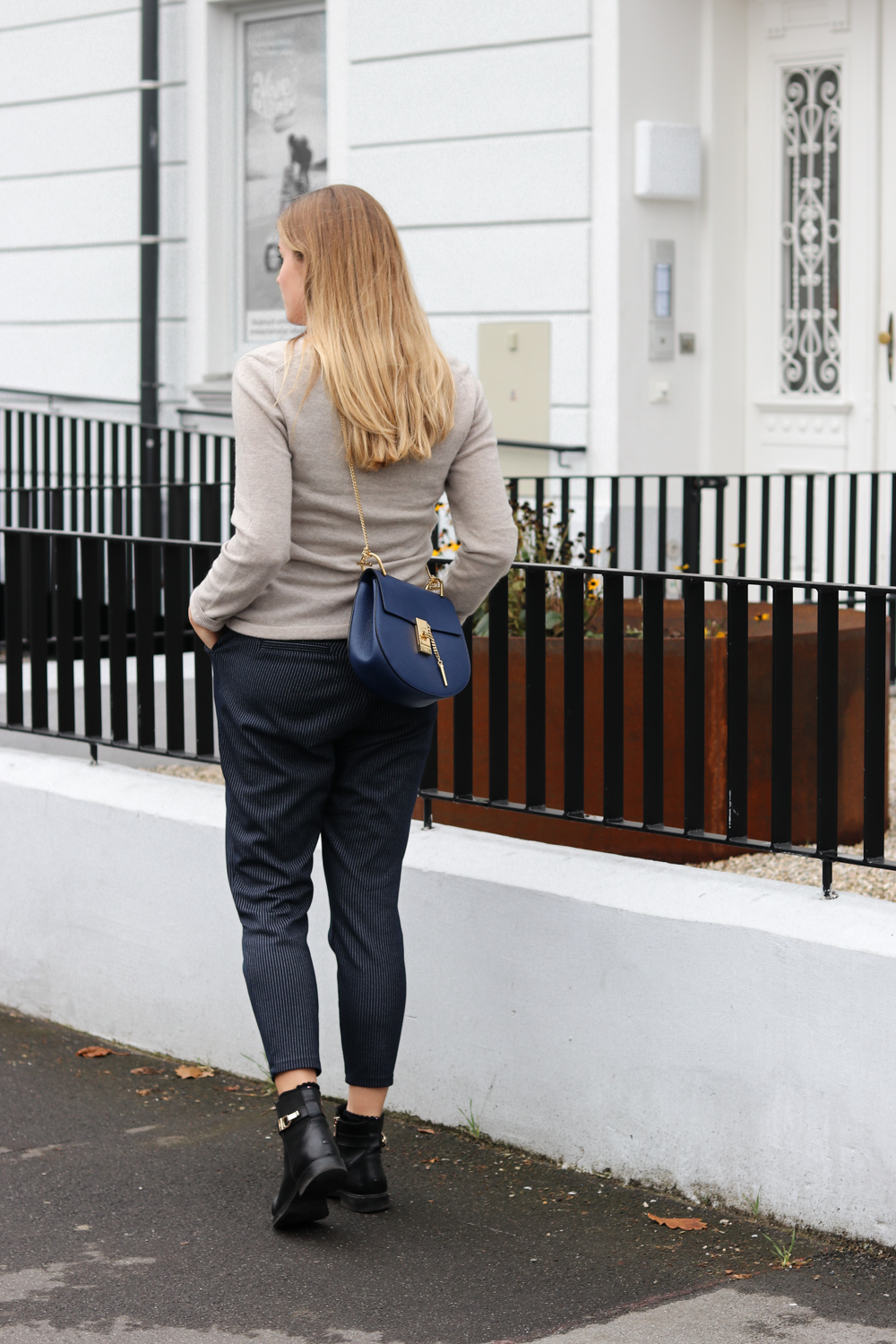 Outfit: Jogginghose & Cashmere in the City Bits and Bobs
