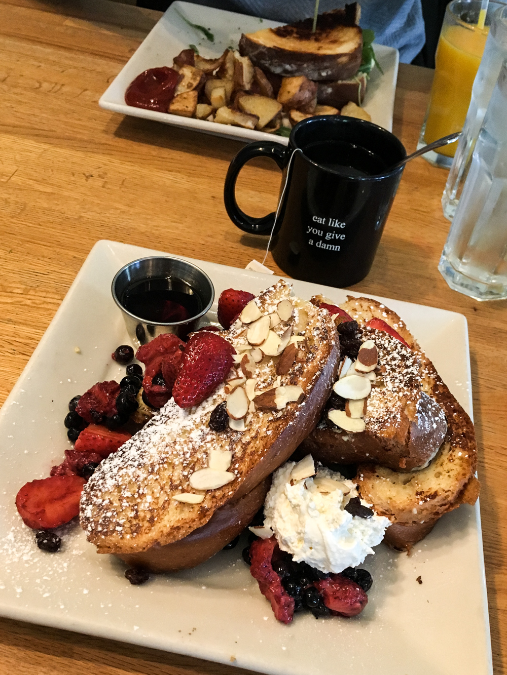 Seattle Food Guide und Portage Bay Cafe auf Bits and Bobs by Eva