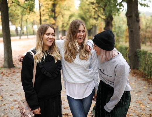 Sind Blogger Freundschaften echt? auf Bits and Bobs by Eva mit Sophie Hearts und Carry On Me