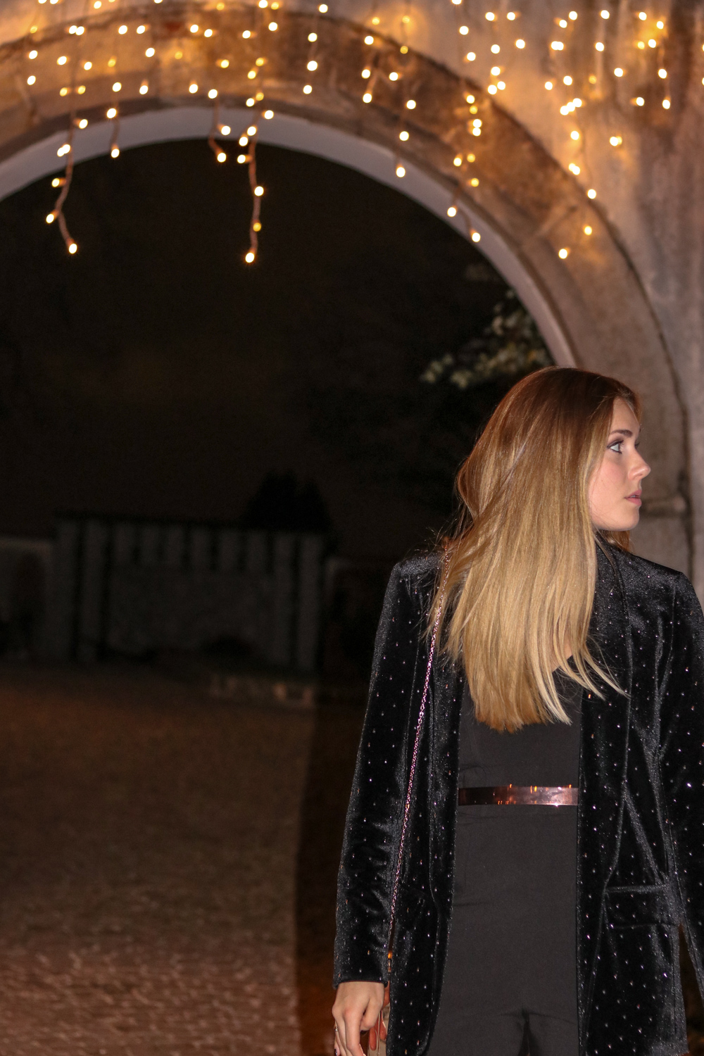 BLOG YOUR STYLE: Christmas Party Look auf Bits and Bobs by Eva