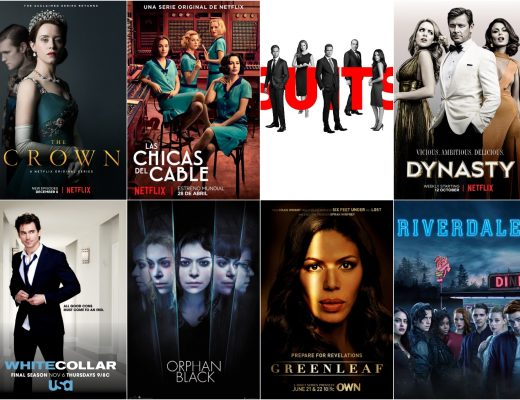 Meine liebsten Netflix Serien auf Bits and Bobs by Eva.