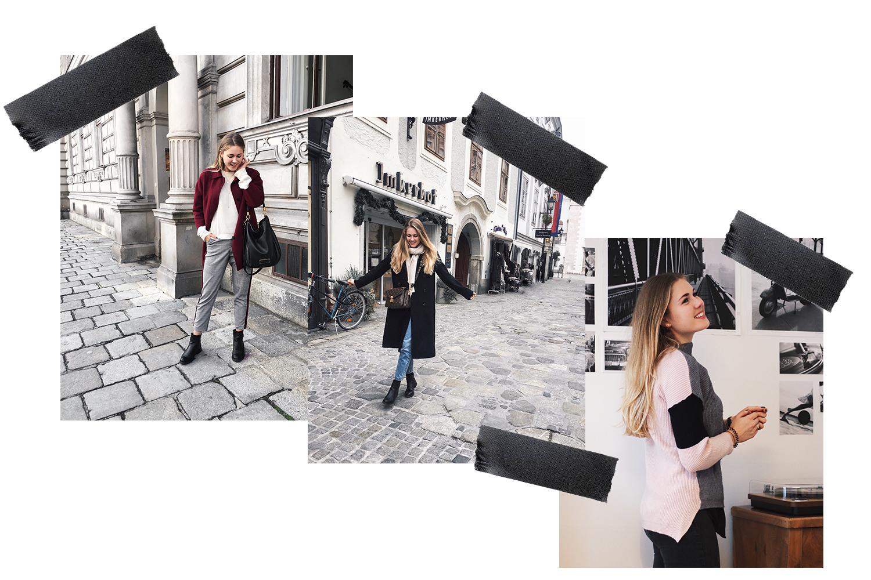 Instagram Outfits #6 auf dem österreichischen Lifestyle Blog Bits and Bobs by Eva