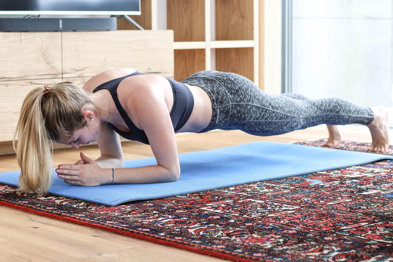 Sport: How To Get Back On Track? mit C&A auf dem österreichischen Lifestyle Blog Bits and Bobs by Eva.