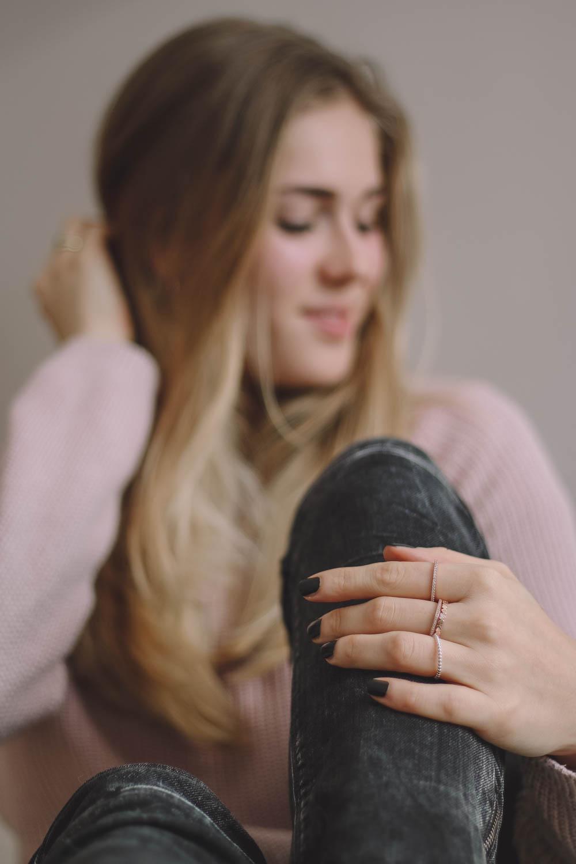 Diamonds Are A Girl's Best Friend auf dem österreichischen Blog Bits and Bobs by Eva. Mehr Ringe und Schmuck auf www.bitsandbobsbyeva.com