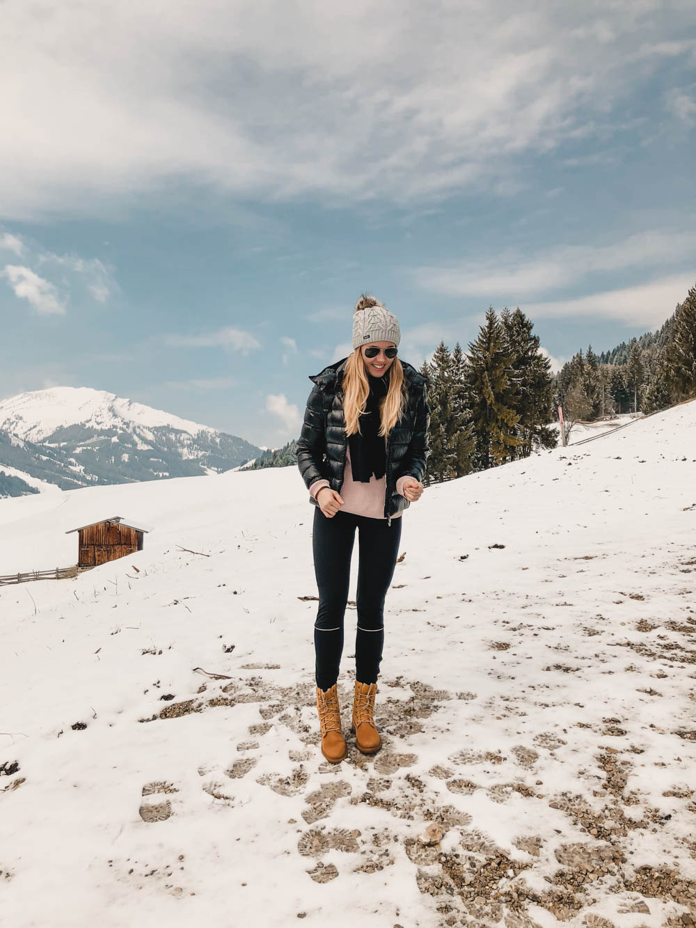 Outfit: Happy Place Tirol