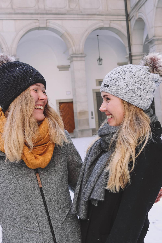 Outfit: Eisbär Feeling auf dem österreichischen Lifestyle Blog Bits and Bobs by Eva. Mehr Fashion & modische Looks auf www.bitsandbobsbyeva.com