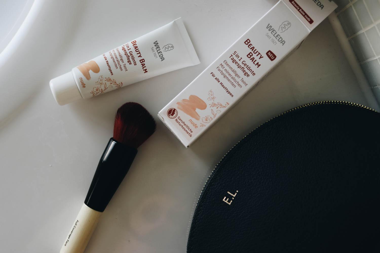 WELEDA Beauty Balm Nude auf dem österreichischen Lifestyle Blog Bits and Bobs by Eva. Mehr Make-Up Tipps auf www.bitsandbobsbyeva.com