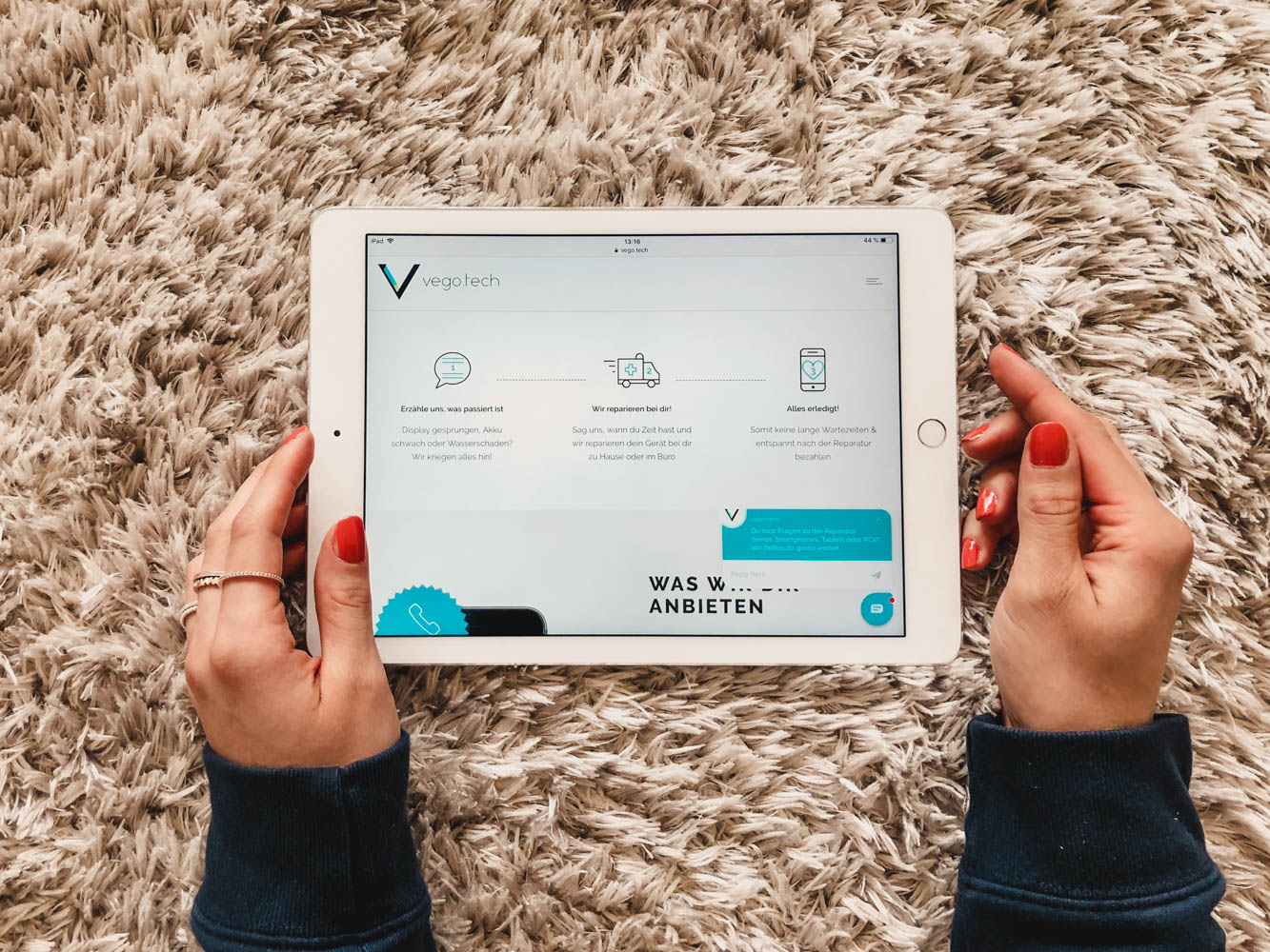 Smartphone Reperatur: vego.tech auf dem österreichischen Lifestyle Blog Bits and Bobs by Eva. Mehr Reviews über Service Wien Handy Reparatur auf www.bitsandbobsbyeva.com