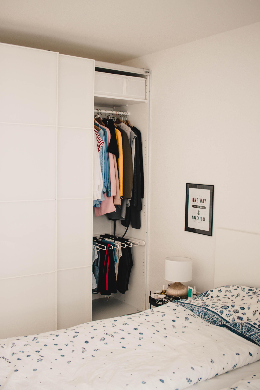 Interior: Schlafzimmer auf dem österreichischen Lifestyle Blog Bits and Bobs by Eva. Mehr über Casper Matratzen auf www.bitsandbobsbyeva.com