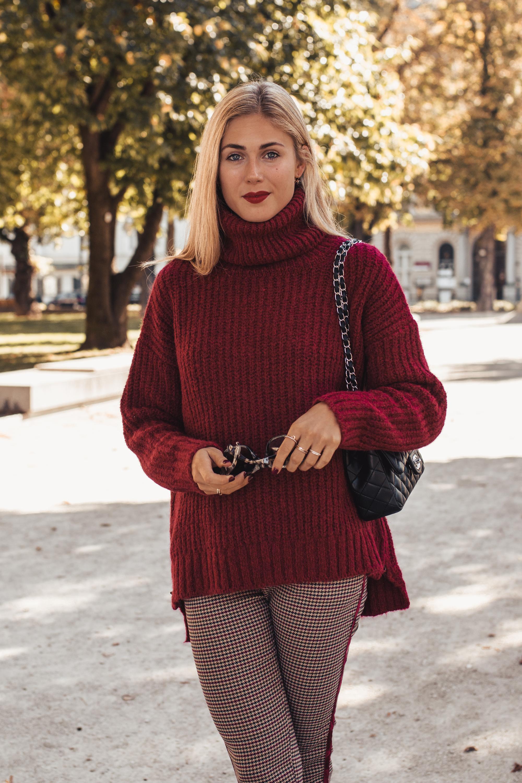 BLOG YOUR STYLE: Alles Karo? auf dem österreichischen Lifestyle Blog Bits and Bobs by Eva. Mehr Fashion & Mode auf www.bitsandbobsbyeva.com