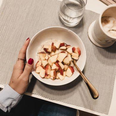 What I Eat in a Day #6: Uni Tag auf dem österreichischen Lifestyle Blog Bits and Bobs by Eva. Mehr Food Diaries auf www.bitsandbobsbyeva.com