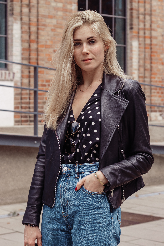 BLOG YOUR STYLE: Polka Dots auf dem österreichischen Lifestyle Blog Bits and Bobs by Eva. Mehr Fashion auf www.bitsandbobsbyeva.com