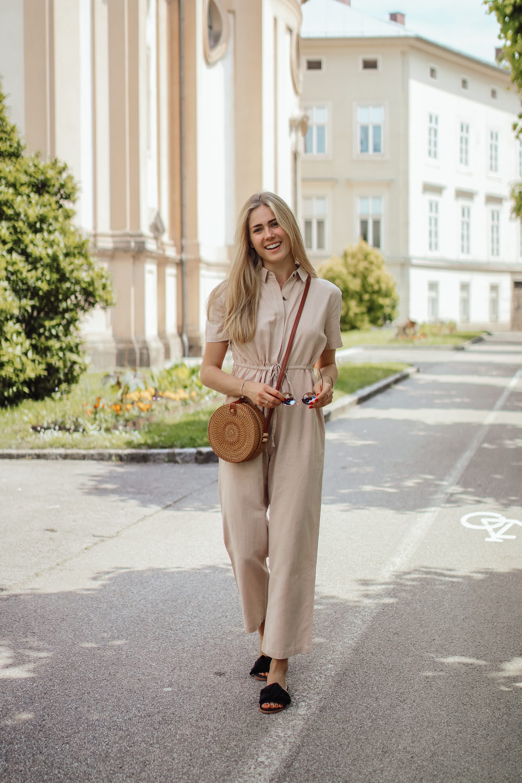 BLOG YOUR STYLE: Leinen auf dem österreichischen Lifestyle Blog Bits and Bobs by Eva. Mehr Fashion und Mode auf www.bitsandbobsbyeva.com