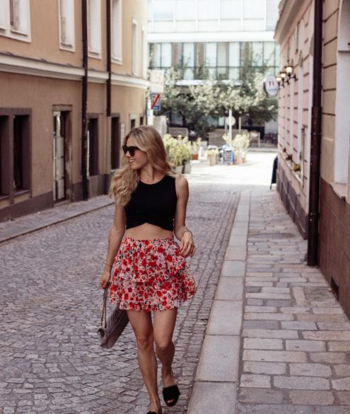 Outfit: MISA Muse auf dem österreichischen Lifestyle Blog Bits and Bobs by Eva. Mehr MISA Los Angeles Fashion Looks auf www.bitsandbobsbyeva.com