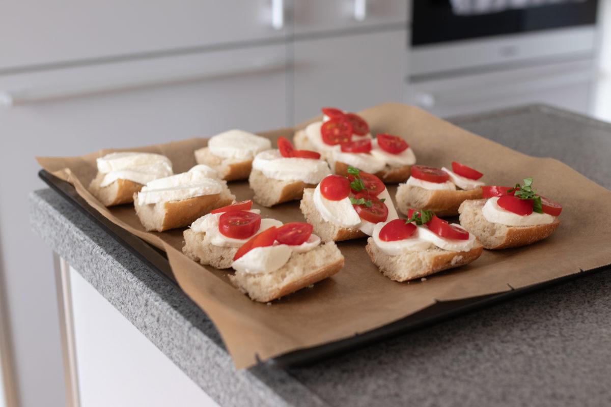 Easy Summer Lunch auf dem österreichischen Lifestyle Blog Bits and Bobs by Eva. Mehr Food und Rezepte auf www.bitsandbobsbyeva.com