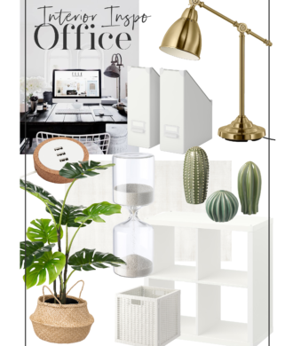 Interior INSPO: Büro/Office auf dem österreichischen Lifestyle Blog Bits and Bobs by Eva. Mehr Einrichtung und Dekoration auf www.bitsandbobsbyeva.com
