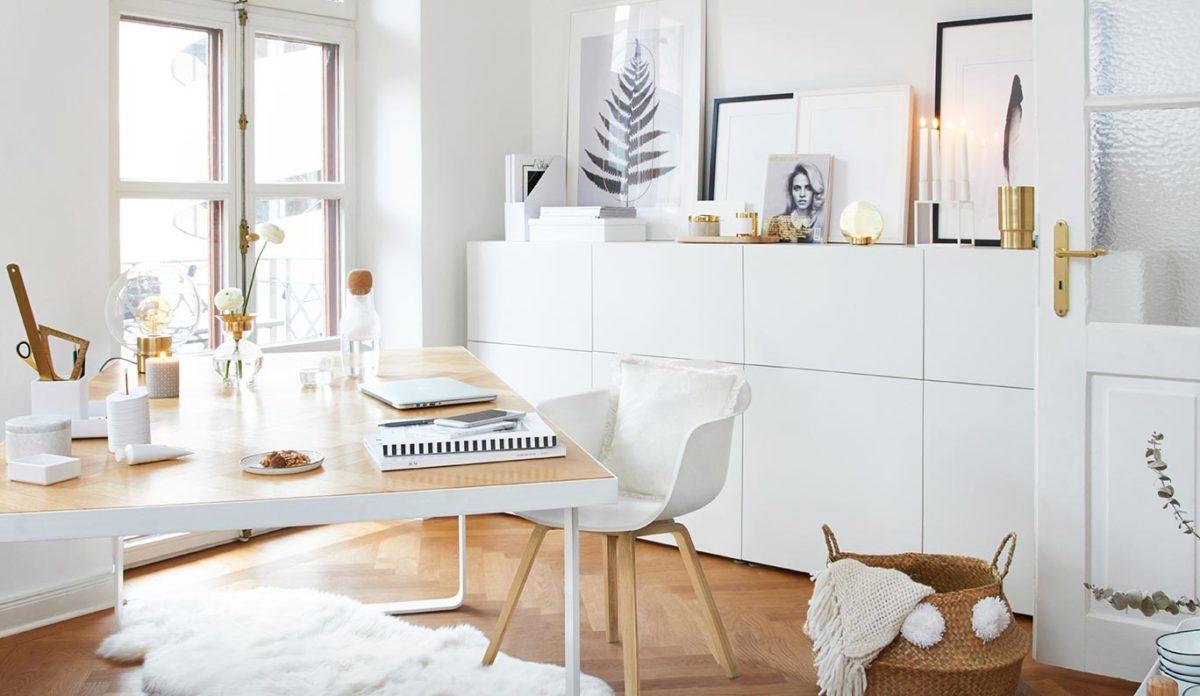Interior INSPO: Büro/Office auf dem österreichischen Lifestyle Blog Bits and Bobs by Eva. Mehr Einrichtung und Dekoration auf www.bitsandbobsbyeva.com