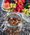 Rezept: Selbstgemachtes Granola auf dem österreichischen Lifestyle Blog Bits and Bobs by Eva. Mehr Food auf www.bitsandbobsbyeva.com