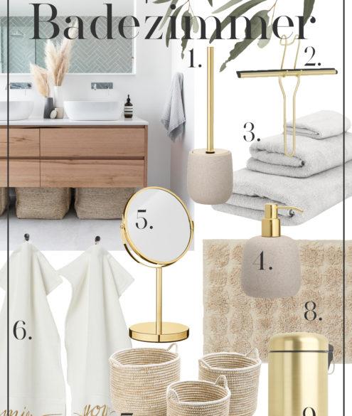 Interior INSPO: Badezimmer auf dem österreichischen Lifestyle Blog Bits and Bobs by Eva. Mehr Inneneinrichtung auf www.bitsandbobsbyeva.com