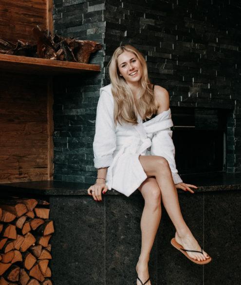 Schwestern Auszeit im EurothermenResort Bad Schallerbach auf dem österreichischen Lifestyle Blog Bits and Bobs by Eva. Mehr auf www.bitsandbobsbyeva.com