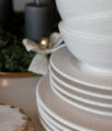Weißgeflammt: meine Tableware auf dem österreichischen Lifestyle Blog Bits and Bobs by Eva. Mehr Interior auf www.bitsandbobsbyeva.com