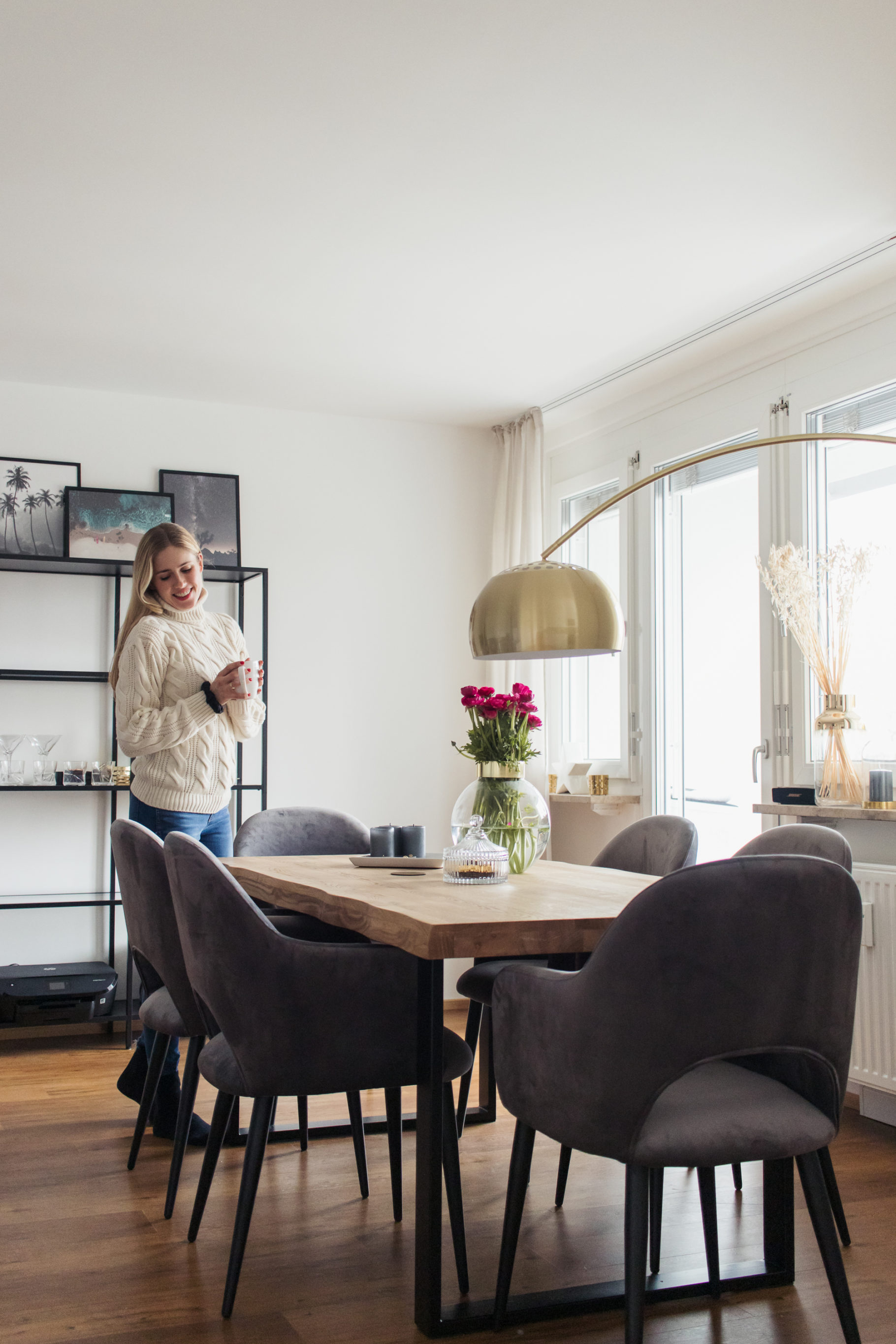 Interior Reveal: Esszimmer Bits and Bobs by Eva