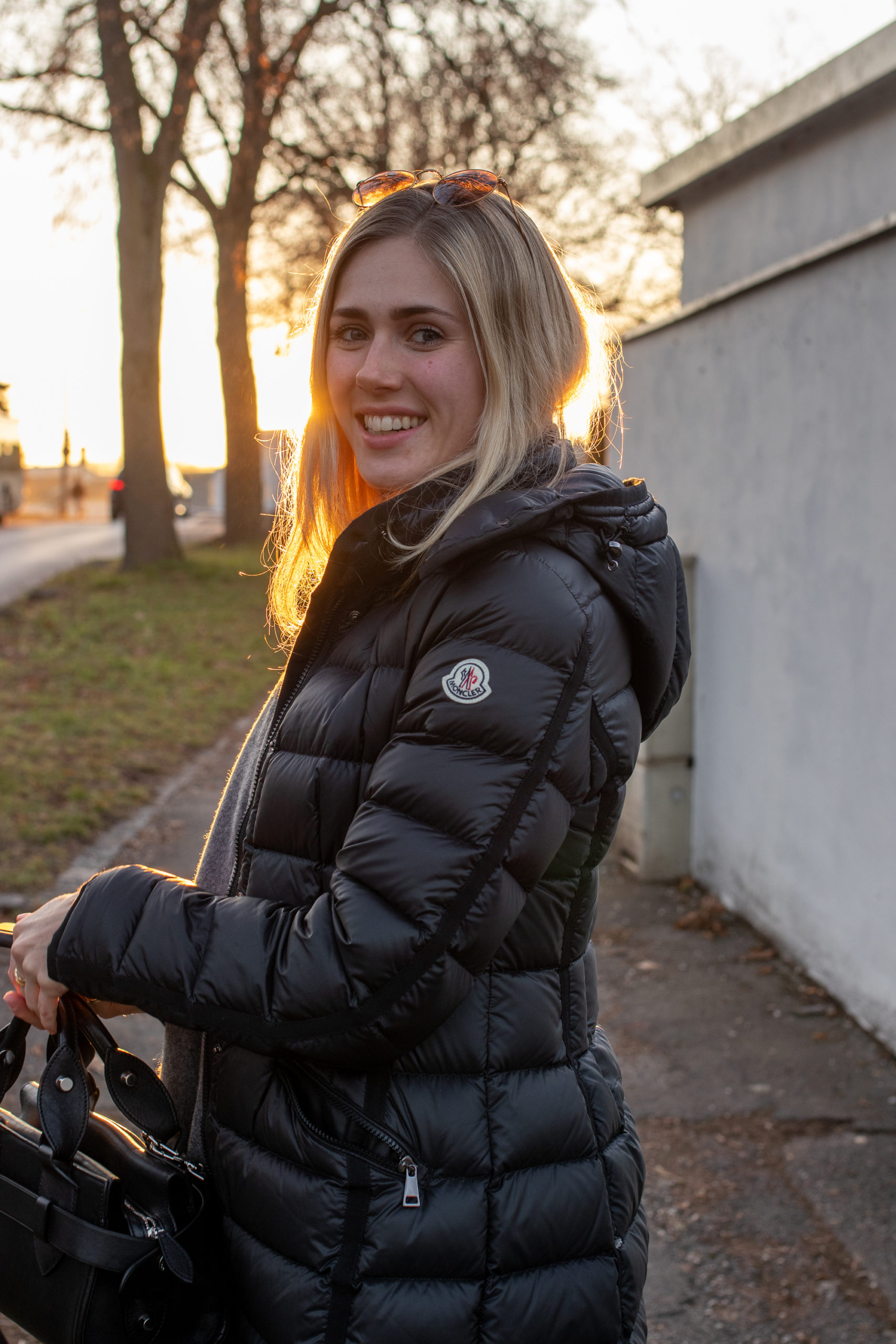Outfit: Daunenmantel Hermine von Moncler auf dem österreichischen Lifestyle Blog Bits and Bobs by Eva. Mehr auf www.bitsandbobsbyeva.com