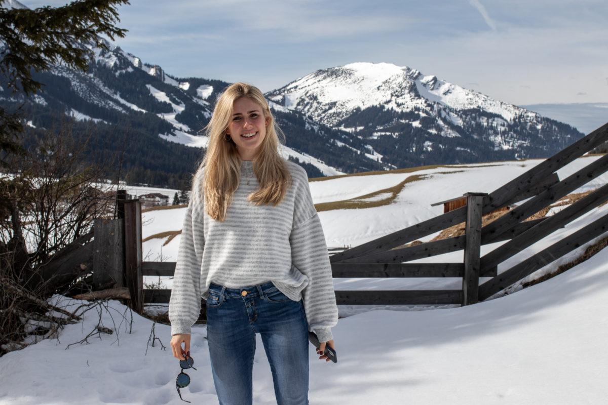 Outfit: Stressfrei dank Happy Place auf dem österreichischen Lifestyle Blog Bits and Bobs by Eva. Mehr Fahsion Looks auf www.bitsandbobsbyeva.com