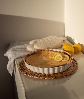 Rezept: Zitronentarte auf dem österreichischen Lifestyle Blog Bits and Bobs by Eva. Mehr Food auf www.bitsandbobsbyeva.com
