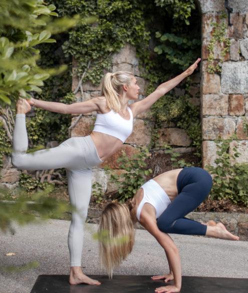 Fitness: Wie beginnt man mit Yoga? auf dem österreichischen Lifestyle Blog Bits and Bobs by Eva. Mehr Sport auf www.bitsandbobsbyeva.com