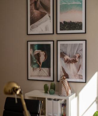 Interior Reveal: Office Makeover auf dem österreichsichen Lifestyle Blog Bits and Bobs by Eva. Mehr auf www.bitsandbobsbyeva.com
