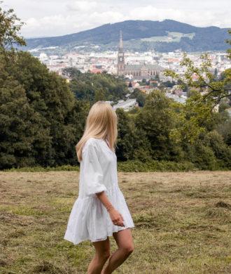 Postcard from LINZ auf dem österreichischen Lifestyle Blog Bits and Bobs by Eva. Mehr über meine Heimatstadt auf www.bitsandbobsbyeva.com