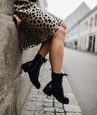 BLOG YOUR STYLE: Chunky Boots auf dem österreichsichen Lifestyle Blog Bits and Bobs by Eva. Mehr Fashion auf www.bitsandbobsbyeva.com