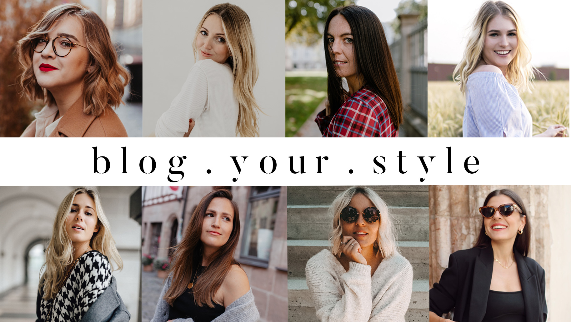 BLOG YOUR STYLE ab November 2020