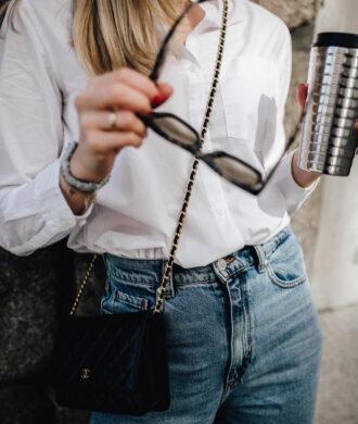 BLOG YOUR STYLE: Jeans auf dem österreichsichen Lifestyle Blog Bits and Bobs by Eva. Mehr Frühlings-Outfits auf www.bitsandbobsbyeva.com